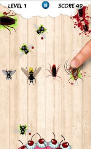 Cockroach smash Insect Crush screenshot 5