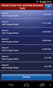 York Park & Ride screenshot 2