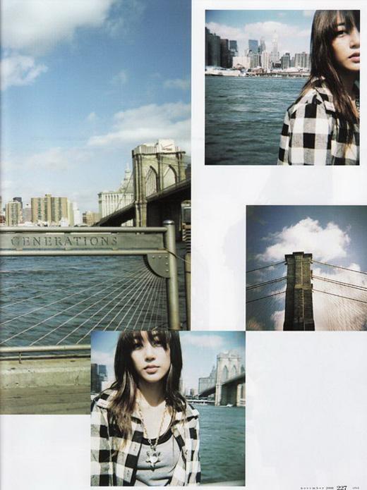 Kim Hyo Jin-Brooklyn Blues Photoshoot
