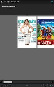 Revista Manequim screenshot 1