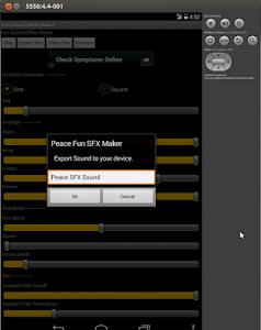 Fun Sound Effect Maker screenshot 3