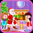 Santa surprise gifts for kids APK