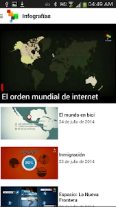 teleSUR Multimedia screenshot 1