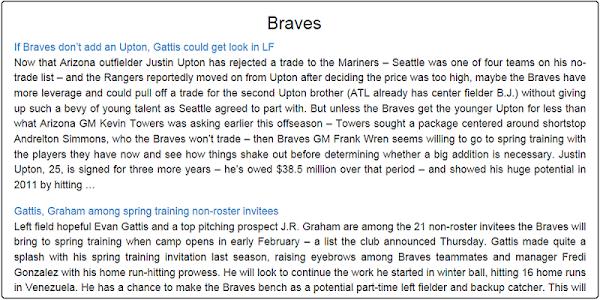 Atlanta News screenshot 4