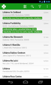 Czech Pharmacies screenshot 0