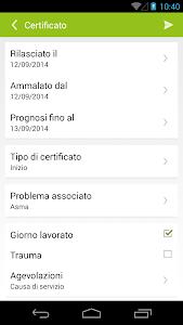 drCLOUD Certificati screenshot 4