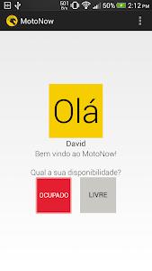Motonow - Para Motoboy screenshot 1