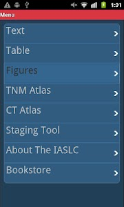 IASLC Staging Atlas -  English screenshot 1