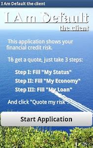 Risk Estimater by I Am Default screenshot 5