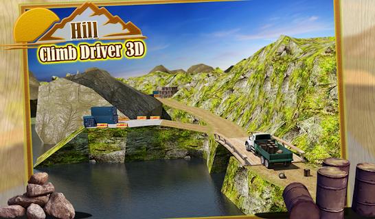 4x4 Hill Driver 3D Free screenshot 10