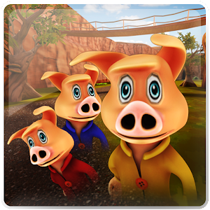 Pigs Adventures