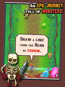 Monster Slash - RPG Adventure screenshot 7
