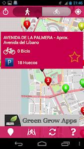 Sevilla Bikes ( Sevici ) screenshot 2