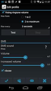 Smart Sound Profiles Trial screenshot 3