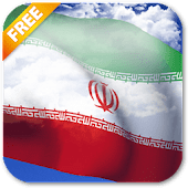 3d Iran Flag Live Wallpaper 3d Dr Congo Flag Lwp Android Apps On Google Play