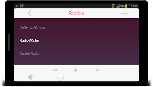 Bollywood RADIO screenshot 3