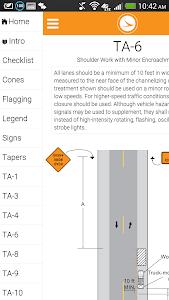 ODOT Work Zone Pocket Guide screenshot 4