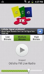 Odisha FM Radio screenshot 0