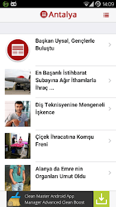 Antalya Haberleri screenshot 0