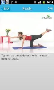 Ladies' Waist Workout screenshot 3