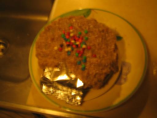 42nd Birthday Cake