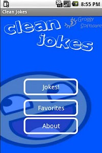 Clean Jokes screenshot 0