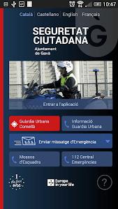 Citizen Security-Gava screenshot 0