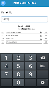 İzmir Akıllı Durak screenshot 3