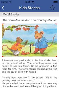 Kids Stories Lite screenshot 3