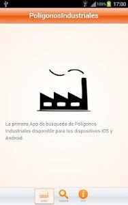 Polígonos Industriales Free screenshot 0