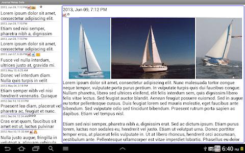 Diary Notes Multimedia screenshot 17