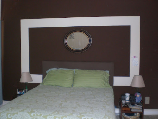 our AWESOME bedroom