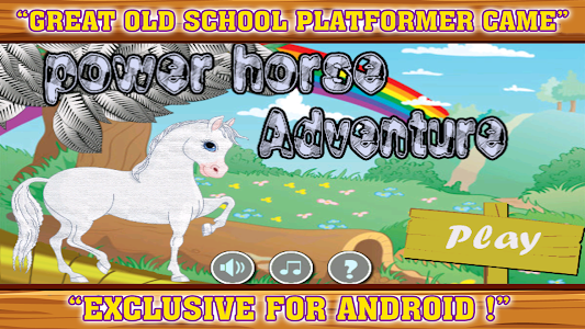 Power Horse Adventure screenshot 0