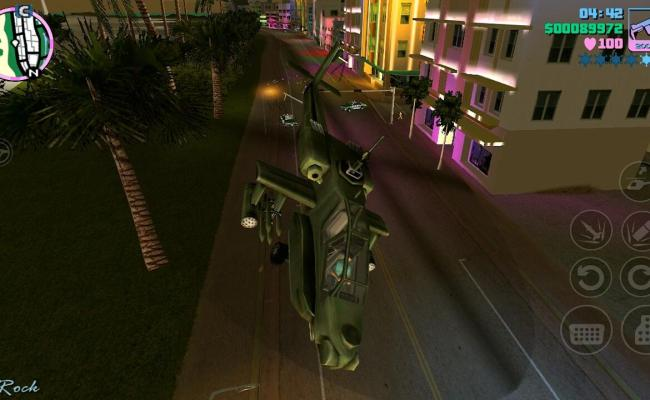 Grand Theft Auto Vicecity Android Apps On Google Play