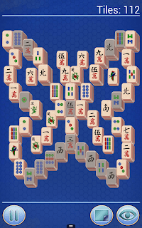Mahjong 3 screenshot 01