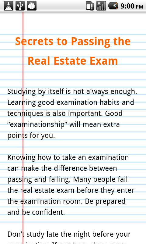 michigan psi real estate exam android apps on google play