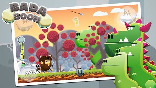 Badaboom - Rhythm Dinos Game screenshot 3