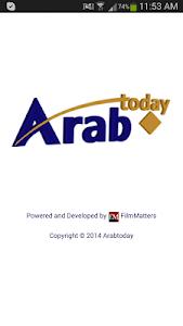 Arab Today screenshot 0