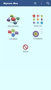 Mysore Bus Info screenshot 5
