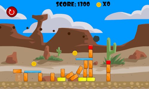 Catapult Desert screenshot 2