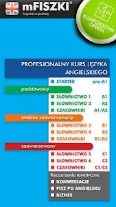 FISZKI Angielski Słownictwo 4 screenshot 5