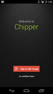 Chipper - A Keygen Jukebox screenshot 0