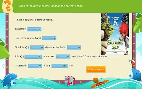 İngilizce 5 KOZA Z-Kitap screenshot 2