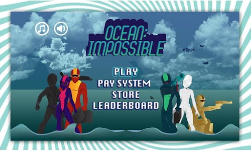 Ocean:Impossible Lite screenshot 0