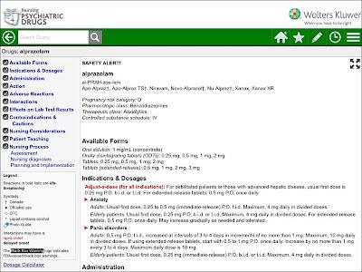 Nursing Psychiatric Drugs screenshot 10