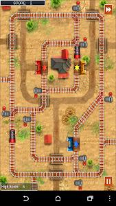 Addictive Wild West Rail Roads screenshot 3