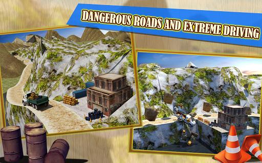 4x4 Hill Driver 3D Free screenshot 09