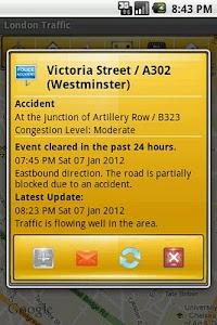 London Traffic LIVE screenshot 7