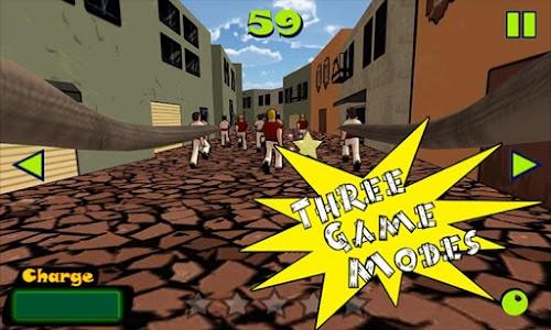 Bull Runner Free screenshot 2