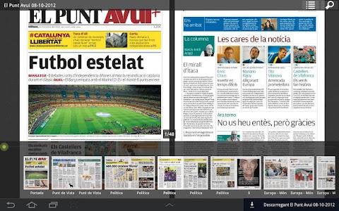 El Punt Avui - Edició Nacional screenshot 8